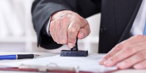 Pieczątki biurowe spełaniaja wiele funkcji